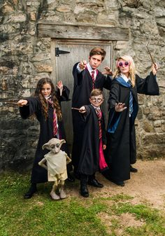 Harry Potter Family Costume ideas