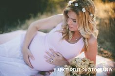 Maternity photo shoot with the fab @Ashley Walters Concolino #maternity #photos #32weeks #babybump