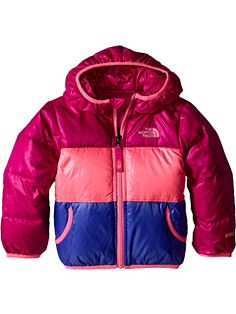 The North Face Kids Reversible Moondoggy Jacket (Toddler) North Face Kids 8c22a217a