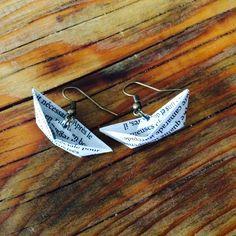 DIY Origami - Bâteaux #2