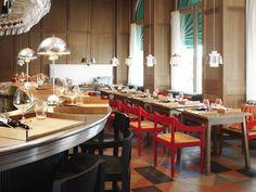Matbaren: A Nobel prize for Stockholm's novel way of dining   The  Independent