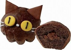 #Gâteau #Muffins #Chats #Halloween
