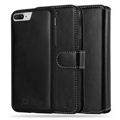 Covered Gear Texas leather wallet for Apple iPhone 7 Plus