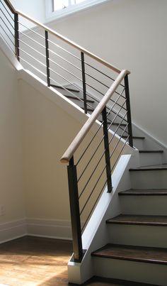 Goldman Stair Railing Kits Wood Railings For Stairs Modern