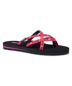 1161a7902fb6 Diago Pink Olowahu Sandal - Women by Teva on  zulily Rain Boots