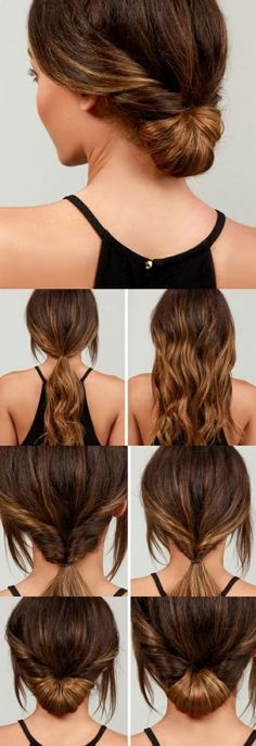 10 Best Schnelle Frisuren Lange Haare Images Shoulder Length Hair