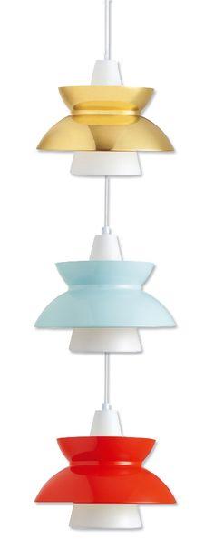 Pendelleuchte Doo-Wop #lamps #decoration #design #home