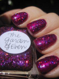 Lynnderella The Garden of Even by Love8Brain, via Flickr