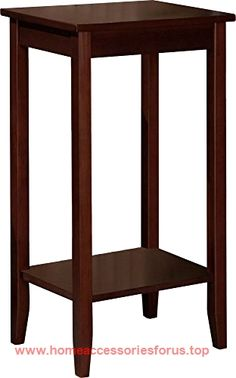 DHP Rosewood Tall End Table  BUY NOW     $38.82    Tall lean and lovely! DHP's Rosewood Tall End Table brings a unique and charming design element to any room. The size of the t ..  http://www.homeaccessoriesforus.top/2017/03/12/dhp-rosewood-tall-end-table-2/