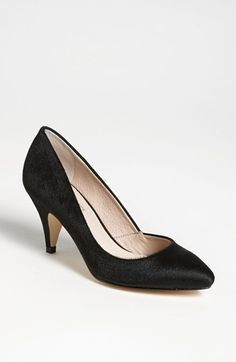 Topshop 'Jilted' Pump | Nordstrom - just ordered, could they be the low heeled black pumps I've been searching for?