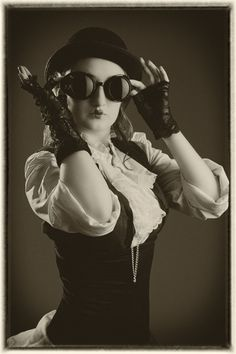 Steampunk | Jordan Dennison Photography