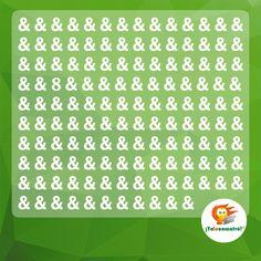 Encuentra el número 8  #Retos #Visuales #Juegos