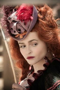"Helena Bonham Carter - ""The Lone Ranger"""