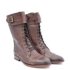 Bota Black Boots Marrom