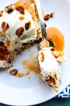 Peach Cobbler Cake where cake and cobbler collide into one pan. This…