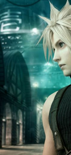 Final Fantasy Cloud, Final Fantasy Vii Remake, Cloud And Tifa, Cloud Strife, Anime Fantasy, Fantasy World, Martial Arts Games, Shadow Of The Colossus, Cloud Wallpaper