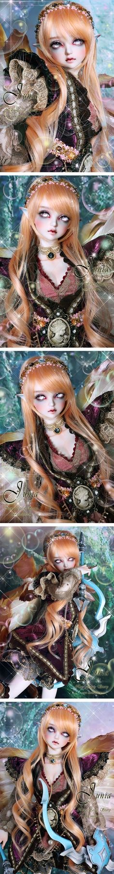 SOULDOLL Fairy Story Junia - Human Version http://souldoll.com/shop/step1.php?number=3938