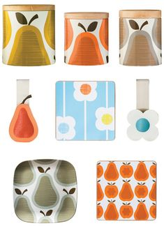 orla kiely for target. this was like 2009ish but could not find any of these pieces at any target. :(