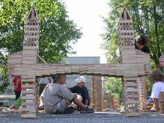 Kapla ein Holzspielzeug das der ganzen Familie Spaß macht | FRESHDADS Väter – Helden – Idole
