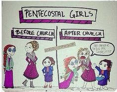 pentecostal church vs baptist