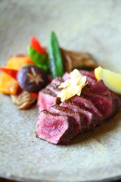 #laurelpine #wagyubeef Wagyu beef teppanyaki. www.enjoyfoiegras.com