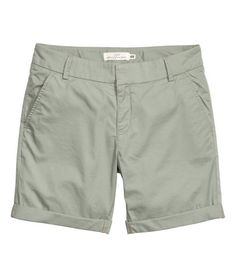 Cotton shorts | Product Detail | H&M