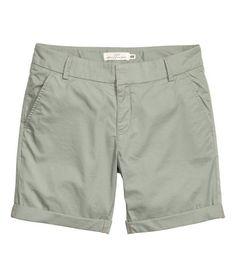 Cotton shorts | Product Detail | H&M