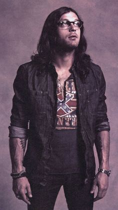 Nathan Followill - Photo by Dean Chalkley. Pic found on Closer to KOL