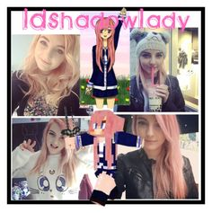 """""""Day 1: LDShadowLady {RTD}"""" by carogamer ❤ liked on Polyvore featuring art"""