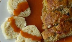 Jak udělat dobrý houskový knedlík z nekynutého těsta | recept French Toast, Homemade, Breakfast, Food, Hoods, Diy Crafts, Meals, Do It Yourself, Home Made
