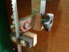 My DIY Bandsaw - 4th Shopmade Woodworking Tool #6: Final phase - by Armand @ LumberJocks.com ~ woodworking community