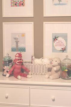 Leighton's Nursery Update