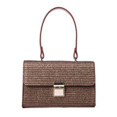 Cheap straw bag, Buy Quality female bag directly from China fashion handbag  Suppliers  Begutest Summer New Female Bag 2017 Casual Handbag Korean  Version ... 75b3b364ff