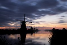 Kinderdijk, World Heritage, The Netherlands
