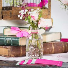 vase en fleurs