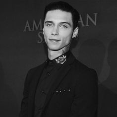 Andy Biersack from IG