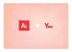 Il design di San Valentino è geek & sweet