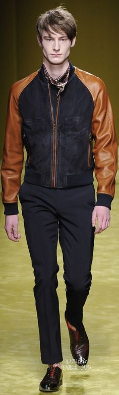 Salvatore Ferragamo Fall 2016 Menswear  Tips On How To Pull Off Smart Casual Clothes For Men http://perfecthomebiz.online/category/man-fashion/