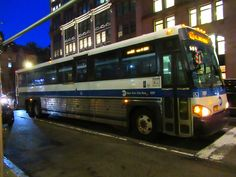 Metropolitan Transportation Authority, Express Bus, Park Avenue, Buses, New York City, 21st, Explore, Street, New York