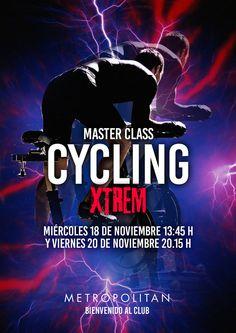 Sesión de Cycling XTREM en Metropolitan Balmes.