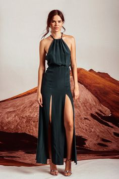 Stone Cold Fox - Onyx Gown