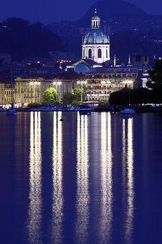 Duomo di Como, Lake Como, Italy