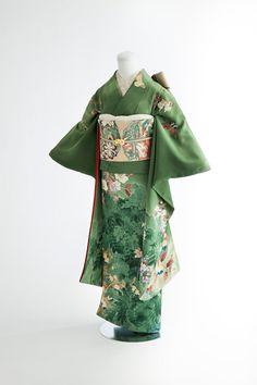 「日本のおしゃれ展」が松屋銀座で - 日本一の着物コレクター、池田重子の美しきコレクションが一堂に - 画像4