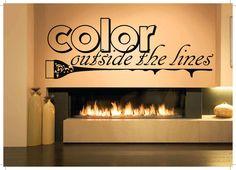 Wall Room Decor Art Vinyl Sticker Mural Decal Hair Beauty Salon Spa Large AS860 #3M