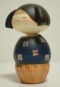 Osage We have this exact doll from our time in Japan Momiji Doll, Kokeshi Dolls, Matryoshka Doll, Paper Dolls, Art Dolls, Asian Doll, Arte Popular, Wooden Dolls, Japan Art