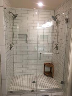 94 Elegant Master Bathroom Design Ideas for Inspiring Your Master Bathroom Remodeling Master Bath Remodel Inexpensive Bathroom Remodel, Half Bathroom Remodel, Master Bath Remodel, Bathroom Renovations, Restroom Remodel, Condo Remodel, Diy Bathroom Decor, Bathroom Interior Design, Small Bathroom