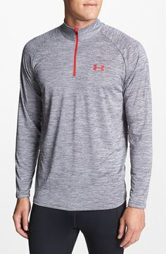 Under Armour 'Tech' Quarter Zip Pullover available at #Nordstrom