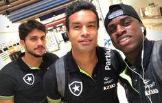 BotafogoDePrimeira: Com Marcelo no lugar de Leandrinho, Botafogo embar...