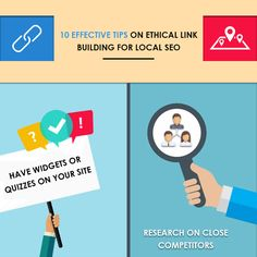 10 Effective Tips on Ethical Link Building for Local SEO - Local SEO Tampa Company