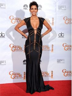 Halle Berry, African American Style Icon Dolce & Gabbana Leopard Necklace http://DolceandGabbanaLeopardNecklace.gr8.com